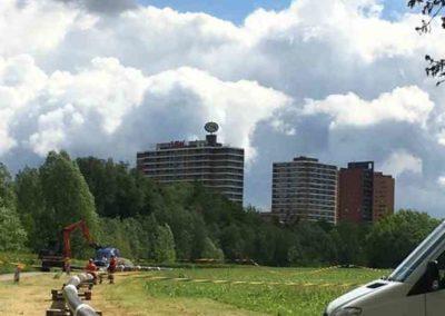 Aansluiten GGD gebouw op Mijnwaternetwerk Heerlen