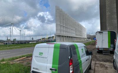GWLeidingtechniekBV levert grote bijdrage aan brandveiligheid Rotterdams Havengebied
